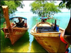 Bucket List Thursday: Thailand - Bring Your Own Compass New Series, Compass, Thursday, Thailand, Bucket, Bring It On, Boat, Dinghy, Boats