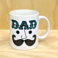encourage dad to drink more tea!