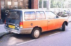 Opel Kadett Break