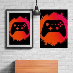 Your place to buy and sell all things handmade Ps4, Thing 1, Console, Bat Signal, Decoration, Superhero Logos, Christmas Gifts, Batman, Handmade Gifts