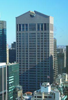Philip Johnson John Burgee AT&T Building Sony Tower credit_David_Shankbone_dezeen_468