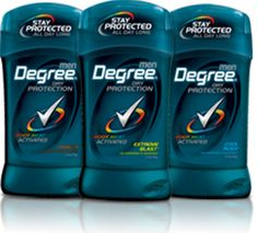 Wowie! You can score Men's Degree Deodorant from Target for just $0.54 each! Here's a secret, I actually don't mind using Mens deodorant! Target Deal plan: Buy 4 Men's Degree Deodorants $1.97 each Use $0.75/1 Dove or Degree deodorant Target store coupon Get back a $5 Gift Card wyb 4 thru 7/27 =$.54 each! Thanks, [...]