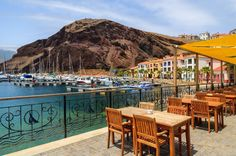 5 Reasons Why Madeira Holidays Never Fail to Impress - via Thomas Cook 10.02.2016 | Often forgotten about as a potential holiday destination, the island of Madeira is Portugal's stunning emerald gem, offering the perfect blend of relaxation and adventure for your next holiday. Photo: Madeira Harbour Restaurant