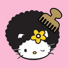 ROCK ON WIT CHA BAD SELF, HELLO KITTY!