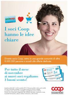 Perché diventari #soci #coop ?