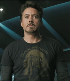 Tony Stark aka Iron Man Wearing Black Sabbath Vintage US Tour 78 T-shirt - http://www.band-tees.com/store/B_16135_015!BRVDO/Black+Sabbath+US+Tour+78+Iron+Man+T-shirt You Know You Have To Have It!