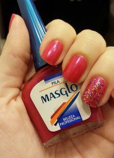 El esmalte de la semana: combinación de Masglo
