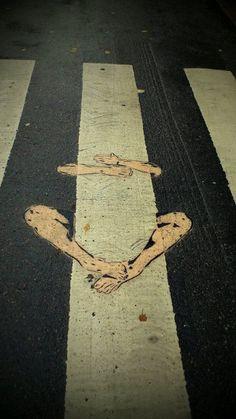 Le meilleur du street art en 2011 sur Tout-bon.com
