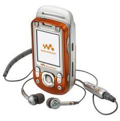 Sony Ericsson W600i Walkman Phone