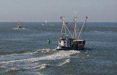 Fischerboote - Insel Norderney