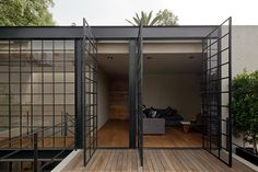 Gallery of Hill Studio House / CCA Centro de Colaboración Arquitectónica - 9