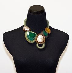 Love this necklace and all the others from the Cayetano Legacy Collection! - The Beverly Jade necklace - $99
