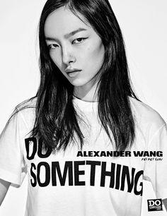 Fei Fei Sun x Alexander Wang + Do Something