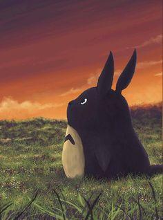 Totoro Mehr Source by Studio Ghibli Art, Baby Groot, My Neighbor Totoro, Anime People, Hayao Miyazaki, Anime Life, Anime Films, Animation Film, Cute Drawings