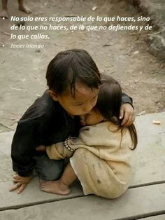 Responsabilidad Blessed Mother loves all of her children... Guardian Angels watch over these innocence...