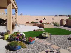 Install Artificial Turf