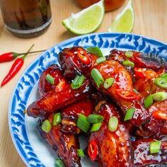 Vietnamese Style Caramel Chicken Wings http://viaggi.asiatica.com/