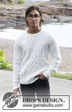 Excited to share the latest addition to my #etsy shop: Men's cable textured sweater in merino https://etsy.me/2r7sBIc #clothing #men #sweater #merino #handmade #knits #jumper #dropsdesign #cotton #GGLUXURYKNITS #winterclothing #fashion #cables #textureedsweater