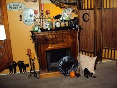 Our 2014 Halloween House