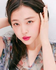Sulli Choi, Choi Jin, Korean Beauty, Asian Beauty, Korean Girl, Asian Girl, Megan Young, Mileena, Beauty Book