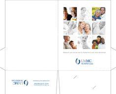 University of Mississippi Medical Center - The MIND Center Pocket Folder