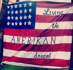 America Bid Day - write new member names in the stars!