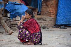 Minhas impressões de Kathmandu após a tragédia.