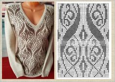 Double Knitting, Knitting Patterns, Projects To Try, Crochet, Lace, Sweaters, Color, Tops, Knits