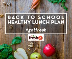 School Lunch Roundup! - 100 Days of Real Food