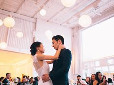 50 Classic First Dance Songs | Photo by: Anni Cee | TheKnot.com