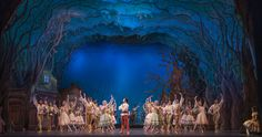 Ballet de Santiago. Coppelius, el mago. Foto: Patricio Melo