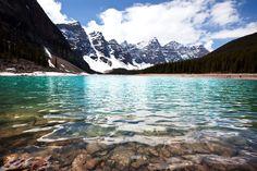 Grand lac de l'Ours canada