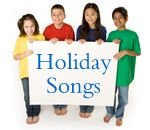 Grades 1 -5 Christmas Concert Ideas: Christmas Song Lyrics, Sound Clips, Sheet Music and Musical Play