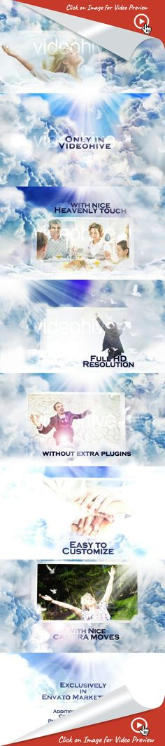 bible-ministry, christian-mass, church-display, clouds-fellowship, devotional-template, divine-glory, holy-cross, Jesus-Christ, peaceful-demo, Praise-lord, prayer-event, sky-light, soft-presentation, spiritual-moment, worship-place, after effects templates, after effects ideas, after effects motion graphics, after effects projects, videohive projects Full HD AE CS4 project template for your expressive/devotional flashy video presentation…Suitable for church related functions and for d...