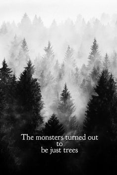 The monsters turned out to be just trees (Taylor Swift/ Out of the Woods) - background, wallpaper, quotes | Made by breeLferguson