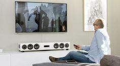 Geradezu als ultimatives TV- und Musik-Soundsystem bezeichnet Nubert electronic GmbH das neue Nubert nuPro AS-450, wobei es sich hierbei um ein aktives Stereobord handelt.