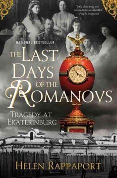 Rappaport, an expert in the field of Russian history, brings you the riveting day-by-day account of the last fourteen days of the Russian Imperial family, in this first of two books about the Romanovs