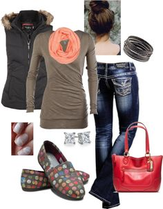 """""""Untitled #107"""" by virtual-closet on Polyvore"""