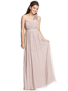 Junior Bridesmaid Dress JR526 http://www.dessy.com/dresses/junior-bridesmaid/jr526/