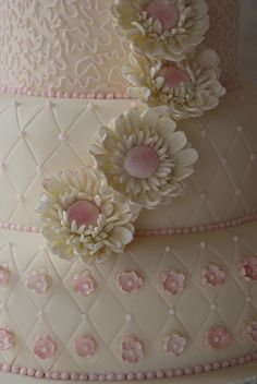 Cake detail - a work of art!