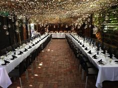 Stunning Clear Marquee At ECU Campus Perth