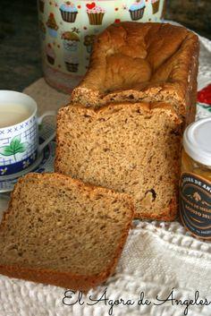 Bread Machine Recipes, Bread Recipes, Breakfast Lunch Dinner, Dinner Options, Banana Bread, Cooking, Desserts, Food, Encendido