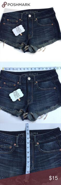 American Eagle Jean Shorts American Eagle Jean Shorts - GUC American Eagle Outfitters Shorts Jean Shorts