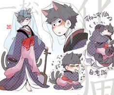 jinju's Osomatsu-san images from the web