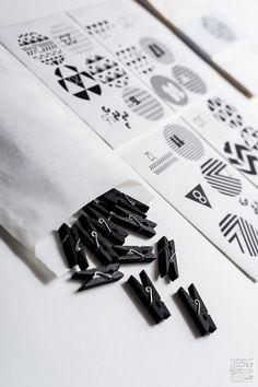 Adventskalender - Adventskalender - ein Designerstück von nicedesign bei DaWanda