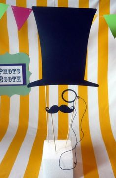 Ring Master on a Stick - Photobooth Prop