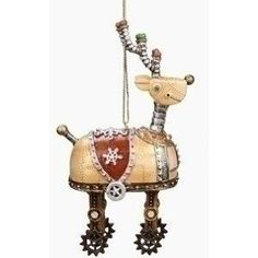 steampunk christmas crafts - Bing images
