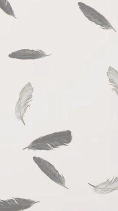 Lana + Feathers Lockscreen Wallpaper