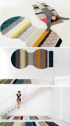 um, yes. gan-rugs. via tenacious-dee