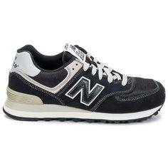 New Balance 574 Men's Black White Ml574